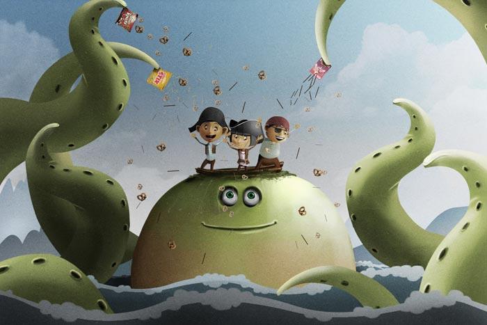 Sail Illustrations 2