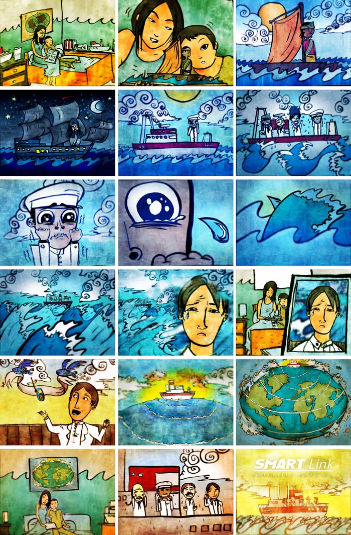 The Legend Of The Salty Sea -1
